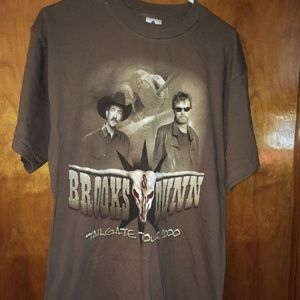 Brooks & Dunn Tour T-shirt
